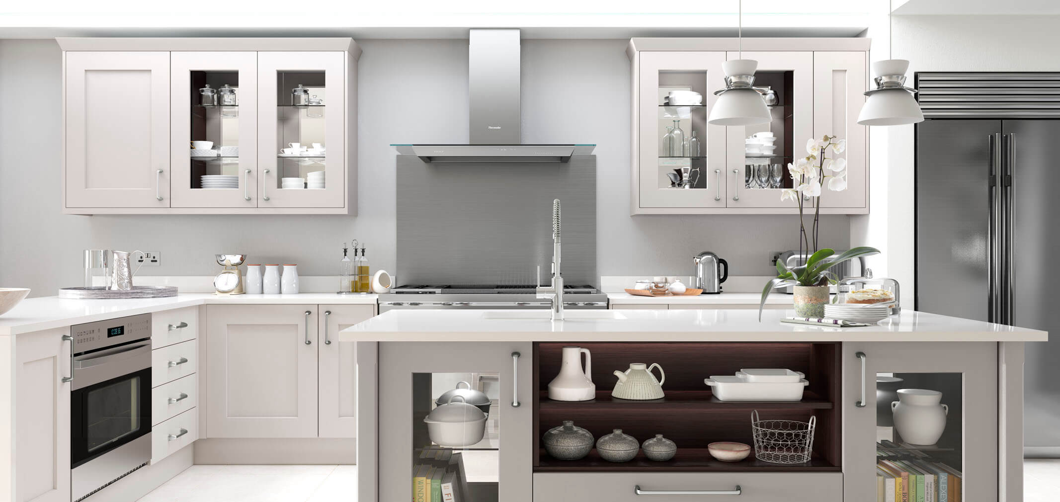 Premium kitchen suppliers - the trade supplier for high end kitchens